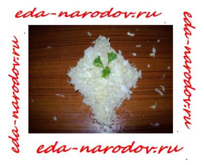 Фото свежей капусты на салат