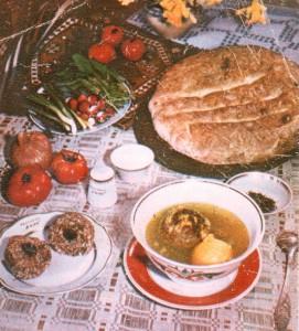 Кюфта - бозбаш