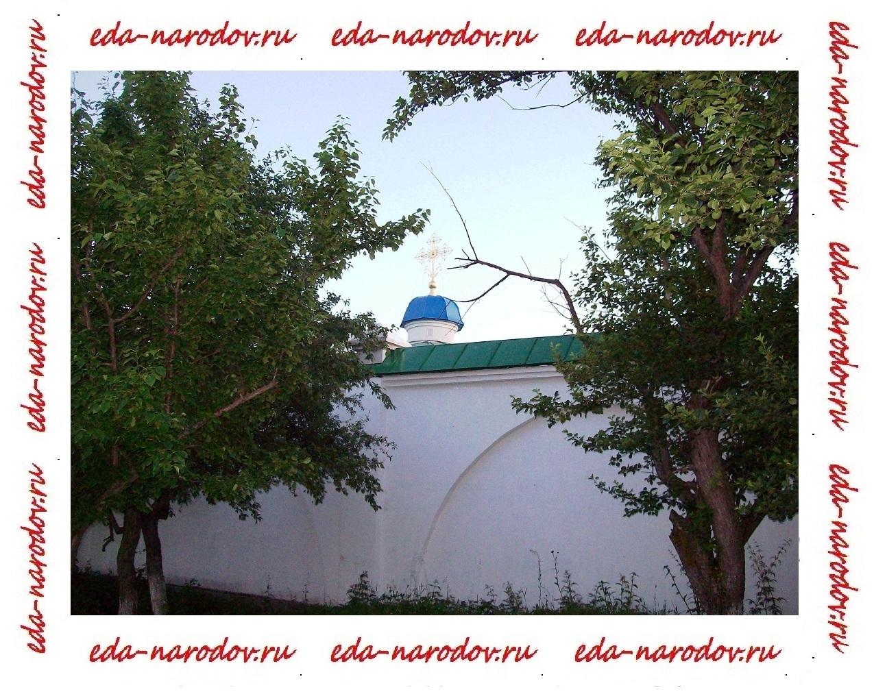 Монастырь на Байкале