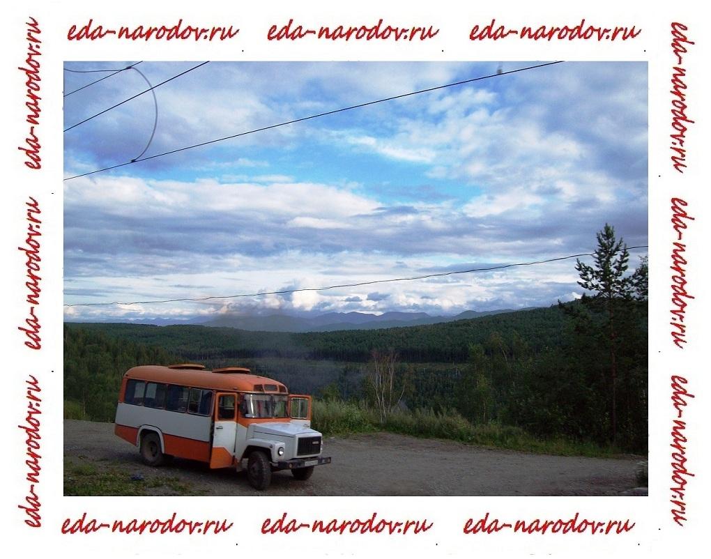 Проездом к Байкалу