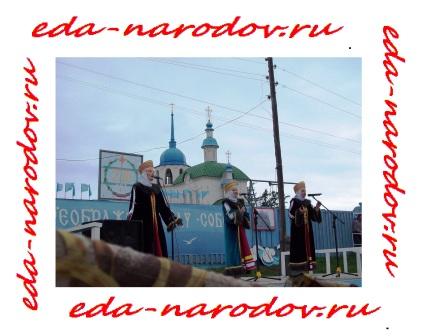 На Байкале праздничный концерт