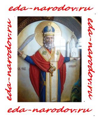 Николай Чудотворец в Спасо-Преображенском Монастыре на Байкале