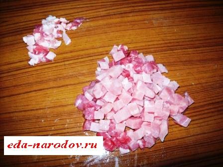 Блюда из филе свинины
