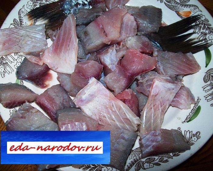 Как жарить речную рыбу