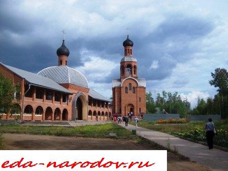 Церковь в Братске