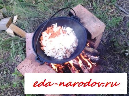 еда народов - плов
